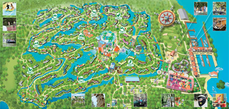 Center Parcs De Eemhof Plattegrond.Centerparcs De Eemhof Karpervissen Op De Eemhof