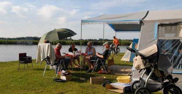 Camping Bergumermeer