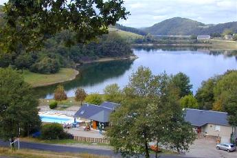 Camping La Romiguière, Lac du Selve / lac de Maury