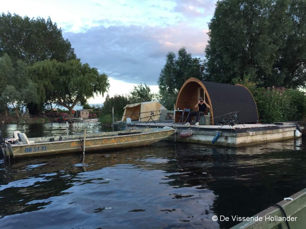 Campingpod Vinkeveen