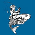 De vluchtende visser